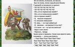 Сказка «теремок» текст читать