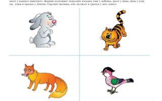 Развивающие игры для развития речи для детей 3-4-5 лет
