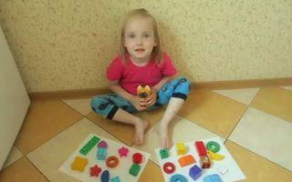 Развивающие игры в домашних условиях для детей 1-2-3 года