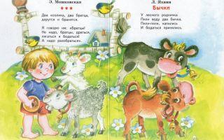 Мошковская «не надо больше ссориться» читать