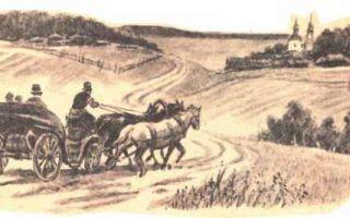 Ушинский «поездка из столицы в деревню» читать