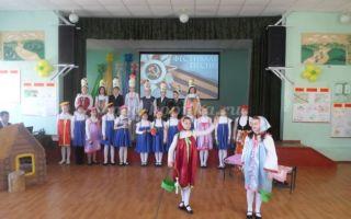 Сценарий театрализованного представления на 1 сентября в начальной школе