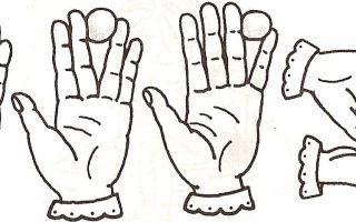 Игры на развитие координации движений и мелкой моторики рук для детей 5-6-7 лет