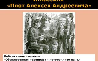 Детям о войне. алексей андреевич