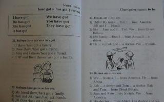 Занимательный английский язык в начальной школе