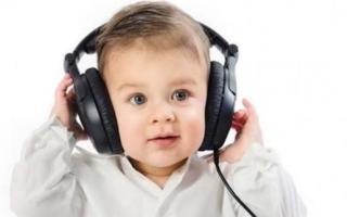 Какую музыку стоит слушать ребенку от 3 до 5 лет